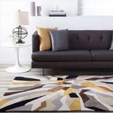 Modern Rugs Reviews Modern Living Room Rug Ideas Intended For Rugs Plans 17