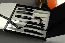 laguiole cutlery laguiole knives claude dozorme thiers 6 piece