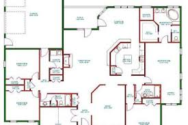 18 large single story open floor plans small one story house