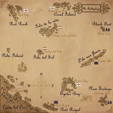 Pirates Map World Map Image Indie Pirates 3d Mod Db