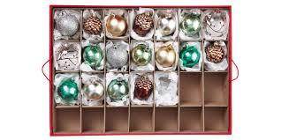Christmas Decorations Storage Ideas by Holiday Organizing Tips Martha Stewart