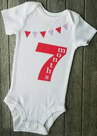 baby clothes pink 7 months romper baby gift
