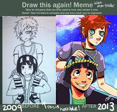 Moo Meme - draw this again meme sandybrows shipping xd by moo feeler on