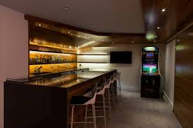 High End Modern Home Bar Designs For Your New Home - Modern home bar designs
