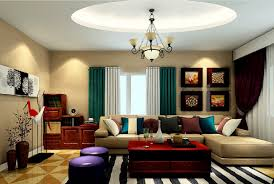 50 Beautiful Living Rooms With Ottoman Coffee Tables by Living Room Brass Chandelier Floral Pattern Ottoman Mahogany