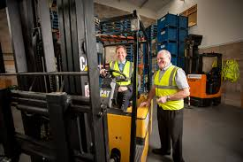 Forklift Truck Driver Jobs Teamwork Selection And Global Flt To Raise Profile Of