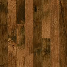 shop bruce hickory hardwood flooring sle yukon gold at lowes com