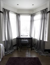 Window Treatments For Bay Windows In Bedrooms - 18 best curtains images on pinterest bay windows bay window