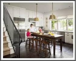 Kitchen Island Tables With Stools Diy Kitchen Island With Stools