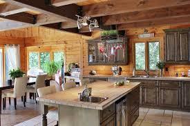 deco cuisine rustique deco maison provencale avec deco provencale moderne deco