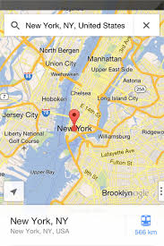 Google Map New York Still Looking For A Good Public Transit App For Your Iphone