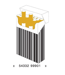 Barcode Designs For 30 Simple Yet Creative Bar Code Designs Inspirationfeed