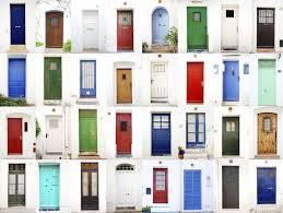 exterior door colors feng shui what color is your front door some