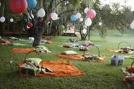 100 backyard birthday ideas a backyard camping birthday