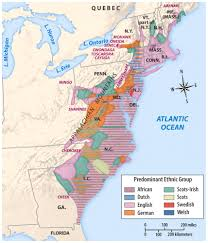 Map Of New England Coast by Maps Charts Graphs 17th Century America I Had An Ancestor