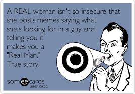 Real Women Meme - insecure female memes image memes at relatably com