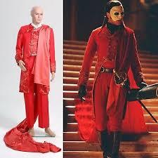 Custom Halloween Costume Phantom Opera Halloween Costume Custom Ebay