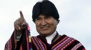 evo morales evo morales comienza proceso de reelección en bolivia diario puntual