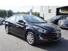 hyundai elantra l 2015 used 2015 hyundai elantra for sale mahwah nj