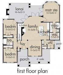 four bedroom house floor plans 58 best craftsman style images on small houses
