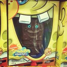 Chocolate Meme Spongebob - creepy spongebob chocolate imgur
