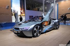 bmw concept i8 2012 paris motor show bmw i8 spyder concept