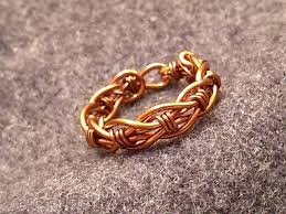 jewelry wire rings images Handmade jewelry wire jewelry lessons diy how to make ring jpg