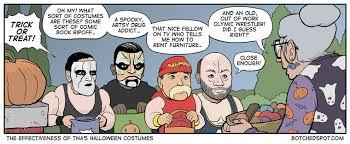 Jeff Hardy Halloween Costume Effectiveness Tna U0027s Halloween Costumes Botched Spot