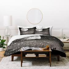 black white duvet covers deny designs
