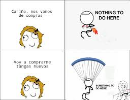 Nothing To Do Here Meme - something to do here meme by luigiii memedroid