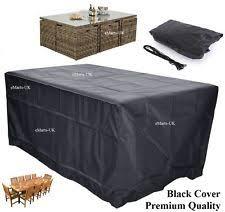 rattan garden furniture covers ebay