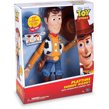 toy story playtime sheriff woody big