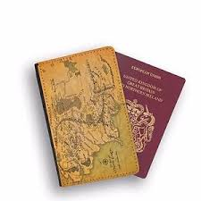 map hobbit middle earth hobbit map lord of the rings passport holder travel