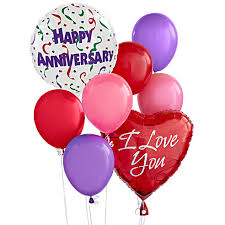 bae flowers and balloon at i you balloons and at send flowers