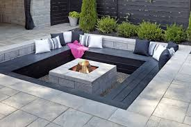 Best Backyard Fire Pit Designs Fire Pits Design Magnificent Modern Outdoor Fire Pits Top Ways