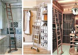 Rolling Bookcases Bookcase Bookshelves With Library Ladder Google Search Rolling