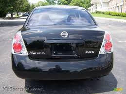 nissan altima 2005 images 2005 nissan altima 2 5 s in super black photo 5 465373
