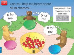 bear sharing a year 3 division resource for interactive whiteboards