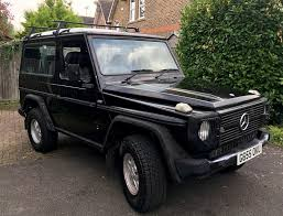 mercedes 280 ge 1989 mercedes g class 280 ge m2 for sale cars for