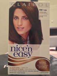 new year new look with clairol nice u0027n easy hair color my