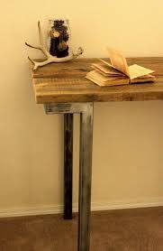Reclaimed Wood Bistro Table 29 Best Rustic Table For Office Images On Pinterest Rustic Table