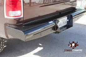 dodge ram custom rear bumper tough country custom traditional rear dodge 1996 02 1500 2500