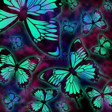 swallowtail butterfly pattern stock illustration illustration of