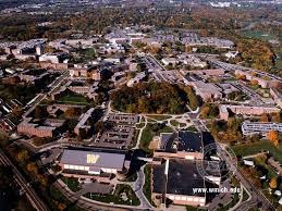 Central Michigan University Campus Map by Western Michigan University Acalog Acms