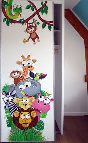Cartoon Wall Painting In Bedroom 40 Easy Diy Wall Painting Ideas For Complete Luxurious Feel