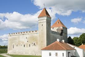 kuressaare episcopal castle estonia
