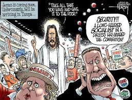 Republican Jesus Memes - political memes jesus is coming gop convention
