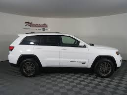 jeep grand cherokee 2017 white with black rims the auto weekly new 2017 jeep grand cherokee laredo 75th edition