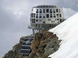 Cabane En Montagne Refuge Du Goûter U2014 Wikipédia