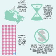 Human Trafficking Estimates by A Spotlight On Human Trafficking The Sheaf The Of